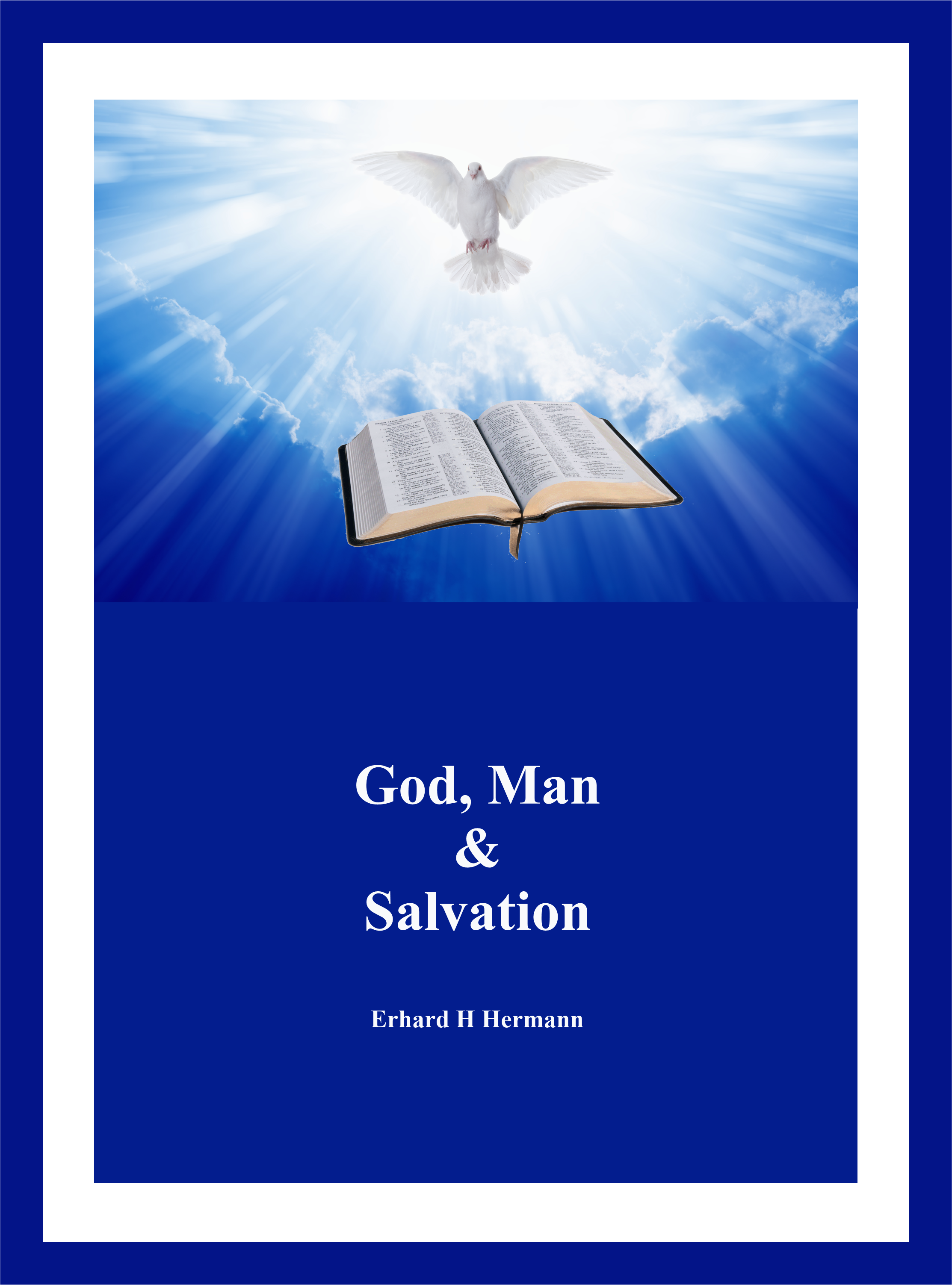 God Man Salvation